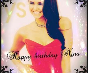 birthday, tvd, and Nina Dobrev image