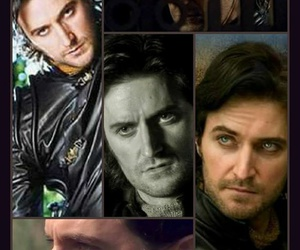 Collage, richard armitage, and guy of gisborne image