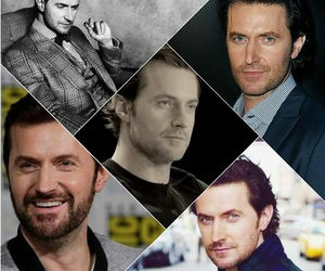 Collage and richard armitage image
