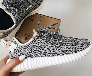 shoes, adidas, and yeezy image