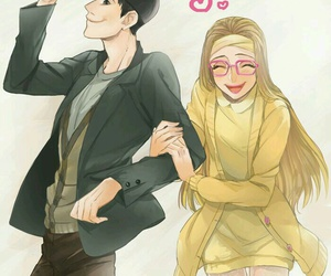 big hero 6, honey lemon, and tadashi hamada image