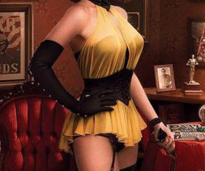 Pin Up, sally jupiter, and silk spectre image