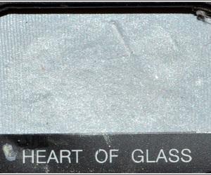 glass, heart, and eyeshadow image