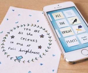 books and all the bright places image