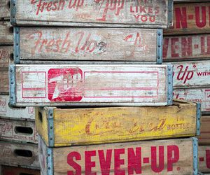 boxes, crates, and vintage image