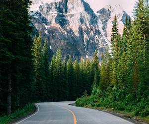 adventure, road, and beautiful image