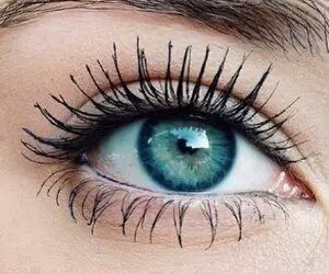eye, green, and perfect image