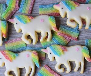 unicorn, Cookies, and food image