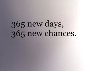 365, days, and chance image