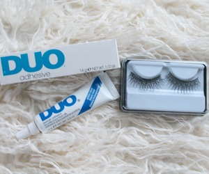 brand, glue, and duo image