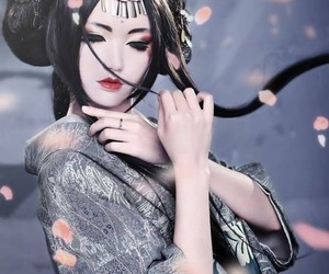 beauty, japan, and 日本 image