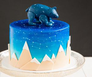 galaxy cake image