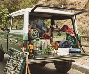 car, travel, and adventure image