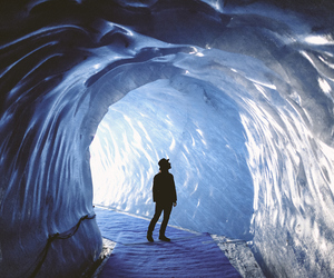 ice, man, and beautiful image