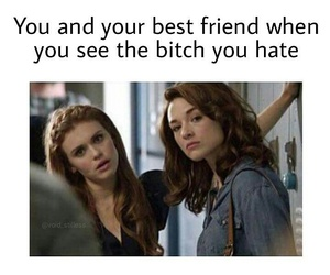 funny, holland roden, and teenwolf image