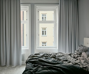 bedroom and grey image