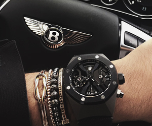 Bentley, car, and luxury image
