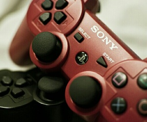 photography and playstation image