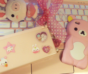 ds, stickers, and kawaii image