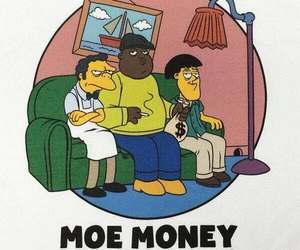 notorious big, the simpsons, and crossover image