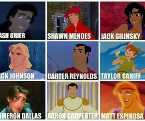 magcon, disney, and cameron dallas image