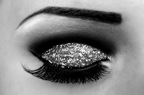 Black and white make up make up an idea inspiring picture on favim com