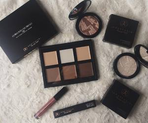 make up, makeup, and luxury image