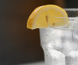 citron, ice, and drink image