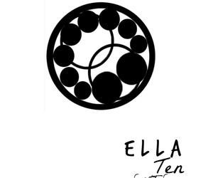 Ella, lorien legacies, and number 10 image