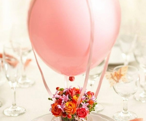 balloon and wedding image