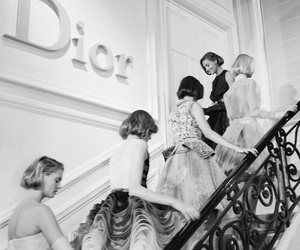 dior, fashion, and dress image