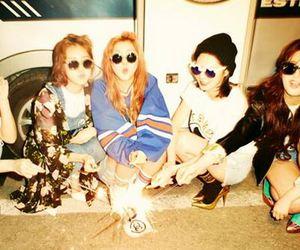 kpop, jiyoon, and hyuna image