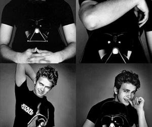 Anakin Skywalker, crush, and dark side image