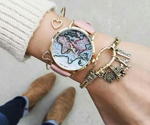 world and watch image