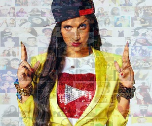 superwoman, lilly singh, and youtube image