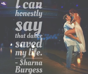 dance, quote, and dwts image
