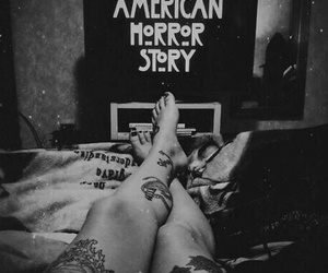 american horror story, tattoo, and ahs image