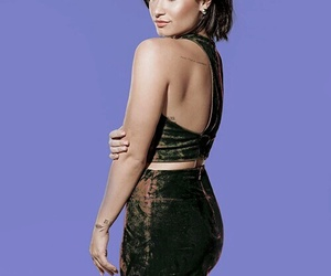 edits, demilovato, and pngs image