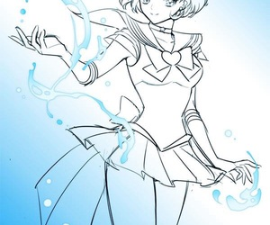 sailor mercury image