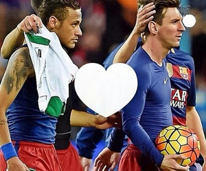 Barca, lionel messi, and neymar jr image