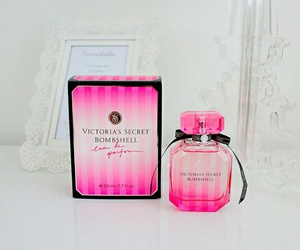 Victoria's Secret, perfume, and pink image