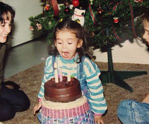 Nina Dobrev and birthday image
