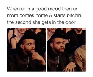 funny, lol, and the weeknd image