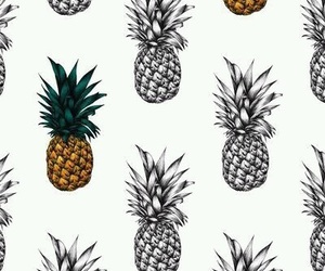 pineapple and wallpapers image