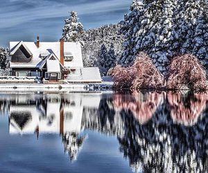 beautiful, photography, and reflection image