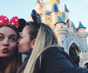 adventure, disneyland, and blonde image