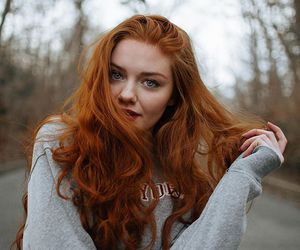 ginger and girl image