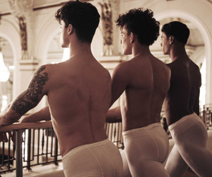 ballet, beautiful, and models image