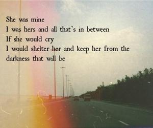 Lyrics, sunburn, and quotes image