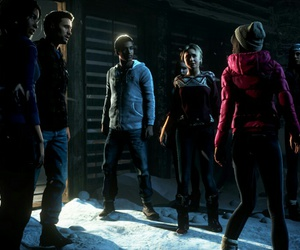 videogame and until dawn image